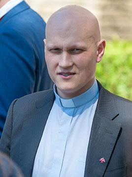 Mgr. teol. ksiądz Wiktor Kudriaszow