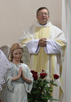 Ksiądz Valentinas Šiuša
